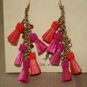 Viva Tassel Earrings